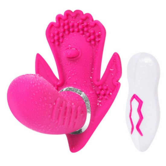 Butterfly Vibrating Wireless Remote Control India Women Couple Sex Toy